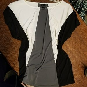 Dressy blouse.